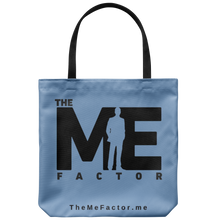 Load image into Gallery viewer, The Me Factor© - Tote Bag - askdrganz.com #AskDrGanz