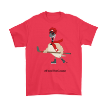 Load image into Gallery viewer, Feed The Goose© - Hockey T-Shirt