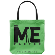 Load image into Gallery viewer, The Me Factor© - Tote Bag - AskDrGanz.com
