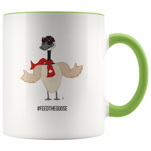 Load image into Gallery viewer, Buff Canada Goose© - Accent Mug - askdrganz.com #AskDrGanz