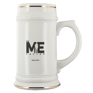 The Me Factor© - Beer Stein - askdrganz.com #AskDrGanz