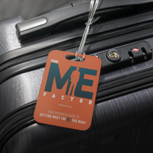Load image into Gallery viewer, The Me Factor© - Luggage Tag - askdrganz.com #AskDrGanz