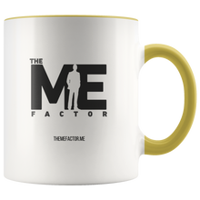 Load image into Gallery viewer, The Me Factor© - Accent Mug - askdrganz.com #AskDrGanz