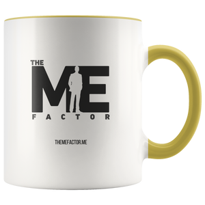 The Me Factor© - Accent Mug - askdrganz.com #AskDrGanz