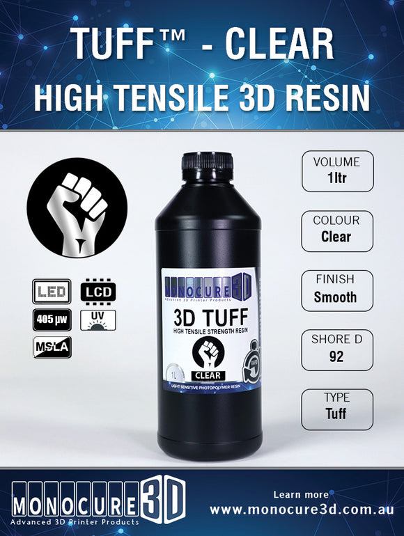 TUFF™ Rapid Resin - CC DIY