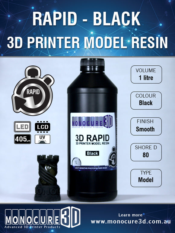 Rapid Model Resin - CC DIY