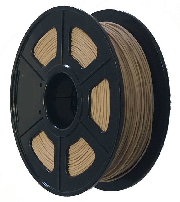 Wood 3D Printing Filament - CC DIY