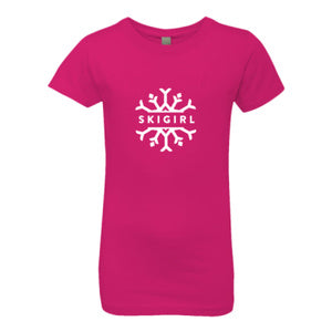 Girl's Skigirl Princess Tee