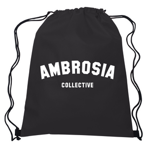 Ambrosia Collective Drawstring Bag