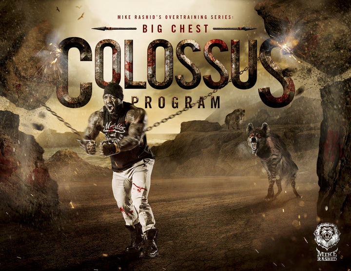 Mike Rashid's Colossus Chest Training Program Ebook