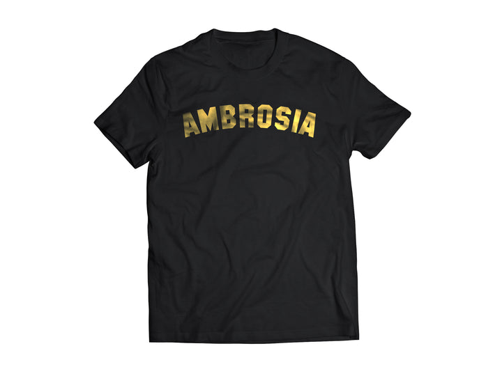 Ambrosia Collective Limited Edition Black and Gold Premium T-Shirt