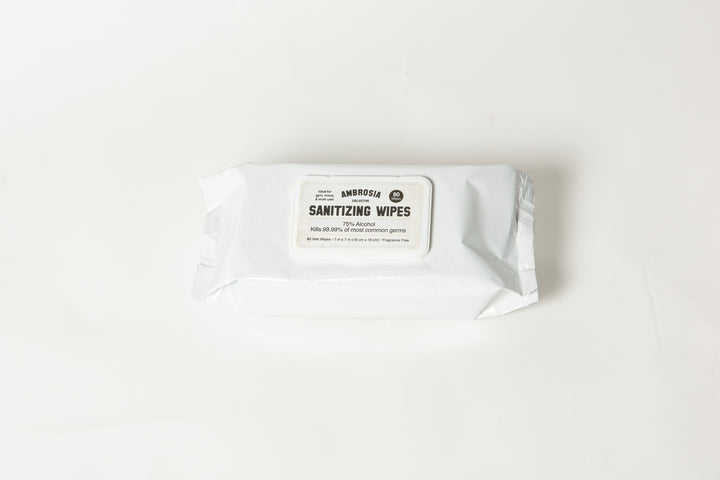 Ambrosia Sanitizing Wipes