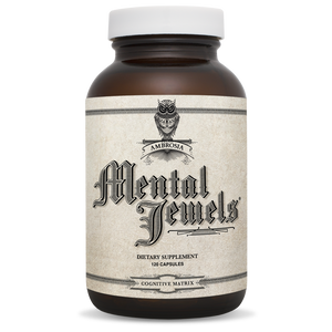 Mental Jewels® Capsule Cognitive Matrix