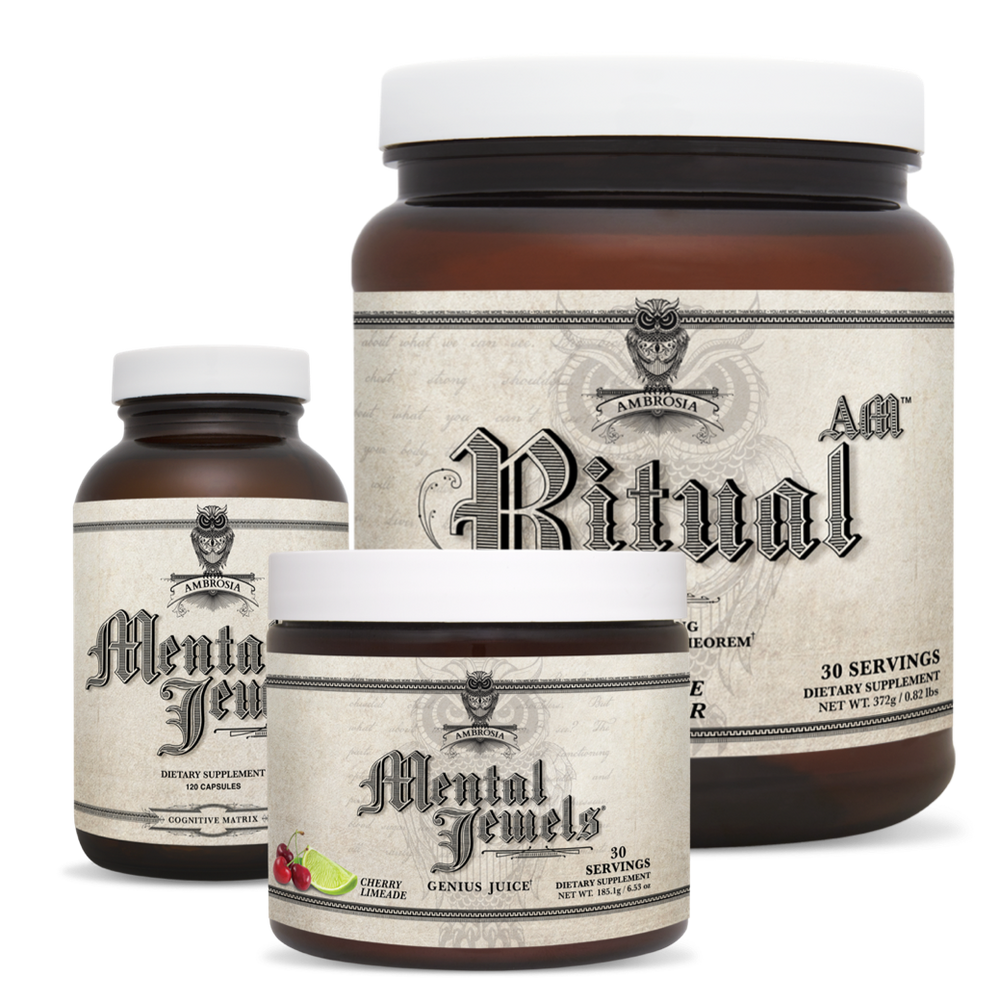 Master Mind Stack Ritual-AM & Mental Jewels