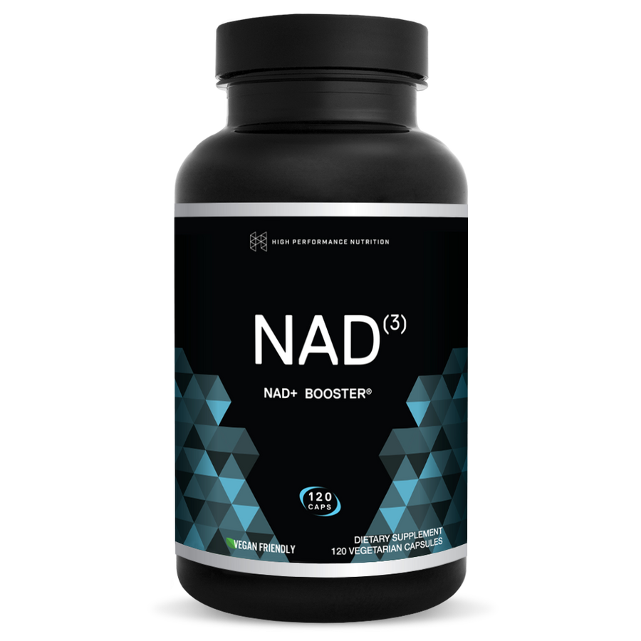 NAD3® 120 • An All Natural NAD+ Booster™ (Sezzle Eligible)