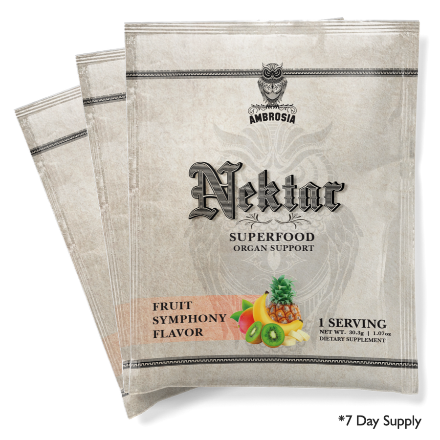 Nektar Superfood Sample Kit<br><font size=5>(7 Packets)</font>
