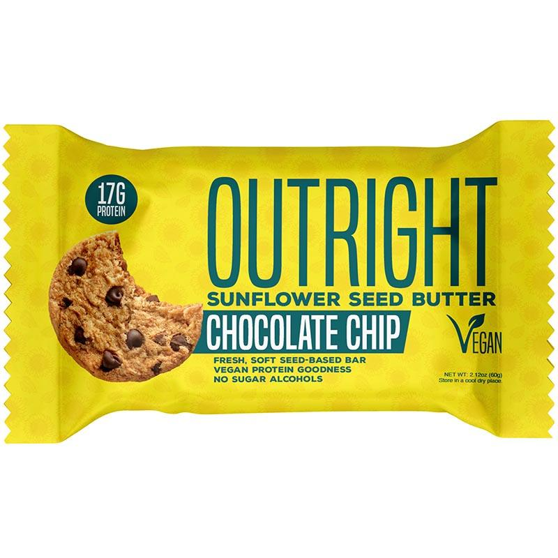 The Outright Bar - World's Best Protein Bar (12 Pack Box of Bars)