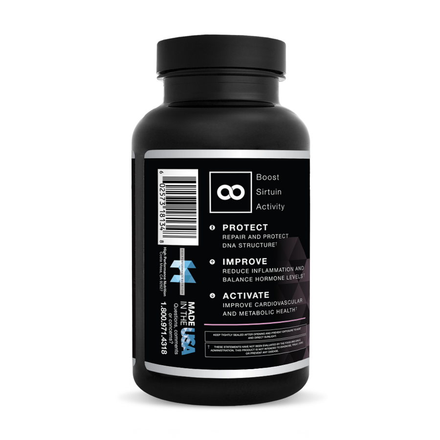 S(9) Sirtuin Booster™ Resveratrol