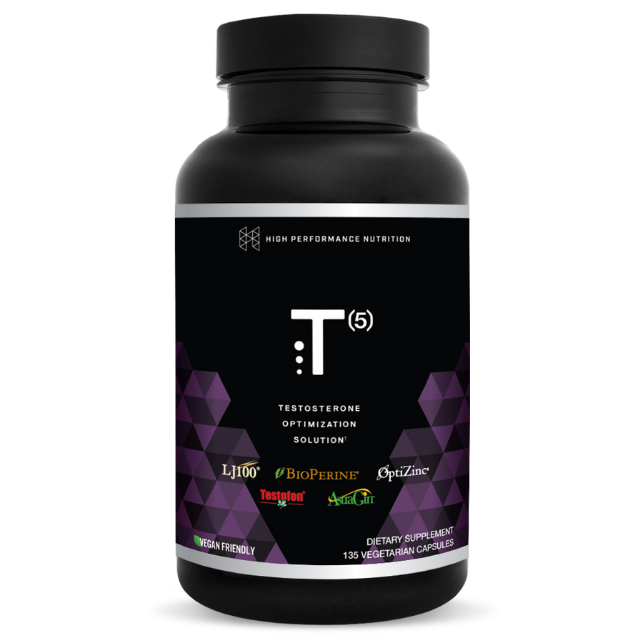 T(5) Testosterone Optimization