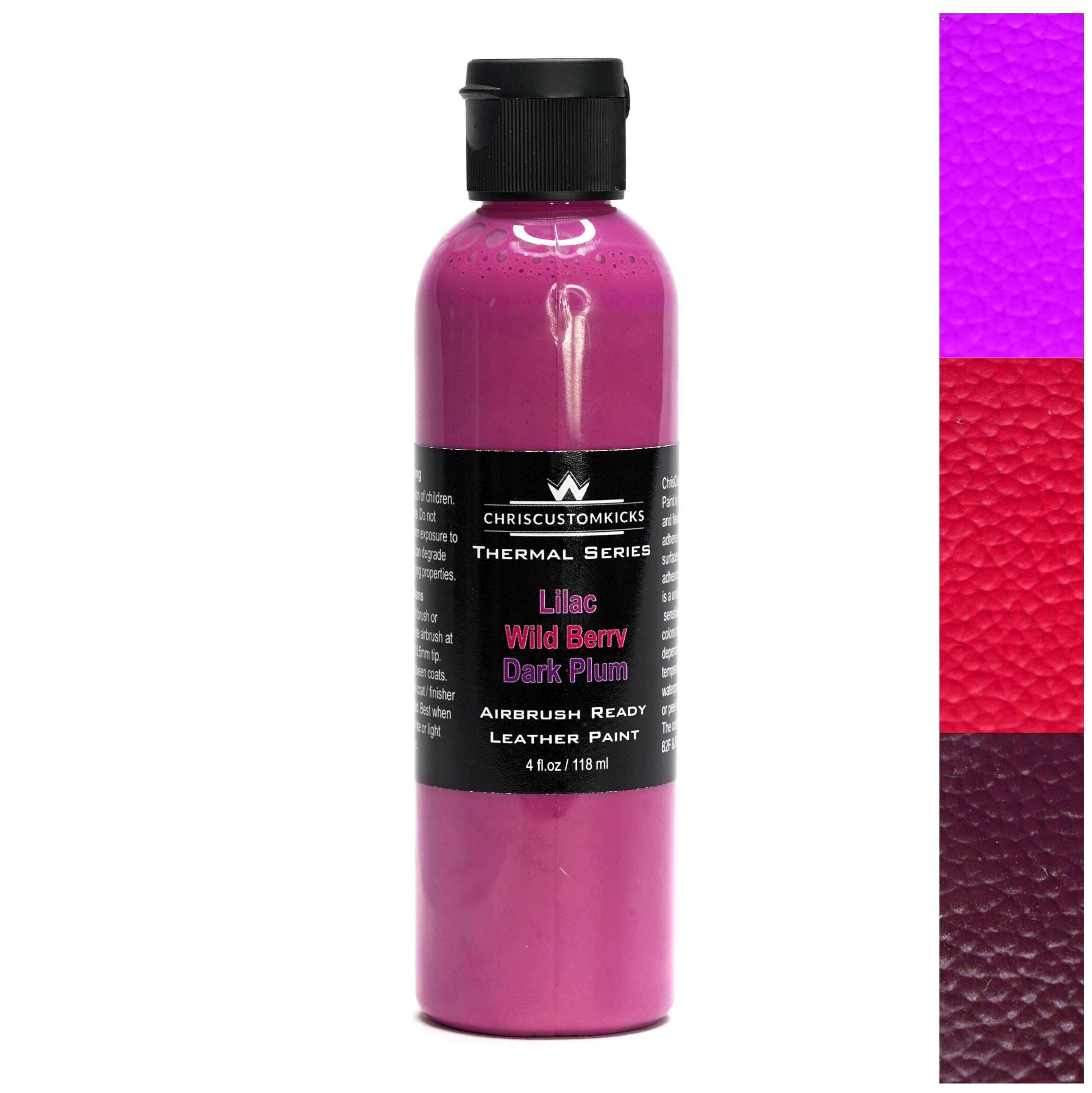 Triple Thermal Paint - Dark Plum/Wild Berry/Lilac