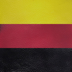 Triple Thermal Paint - Black/Rust Red/Lemon
