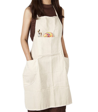 Artist Apron - Gopaintbynumbers