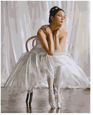 Beautiful Dancer - Gopaintbynumbers