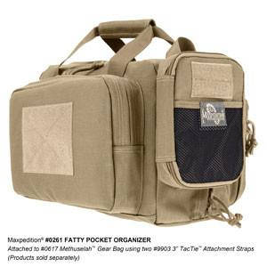 FATTY POCKET ORGANIZER - MAXPEDITION