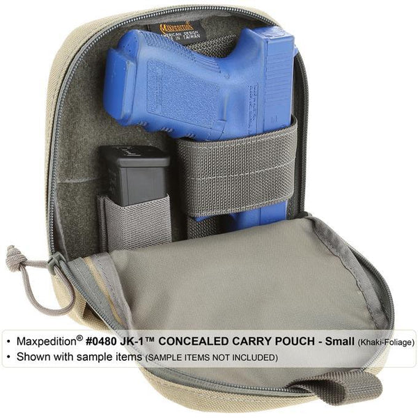 JK-1 Concealed Carry Pouch (Black)