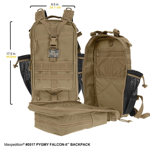 Pigmy Falcon-II Maxpedition, Bag, CCW, EDC,Tactical Gear, Outdoor, Hiking, Camping, Nature, Travel Gear, Every day, Range Bag, Officer