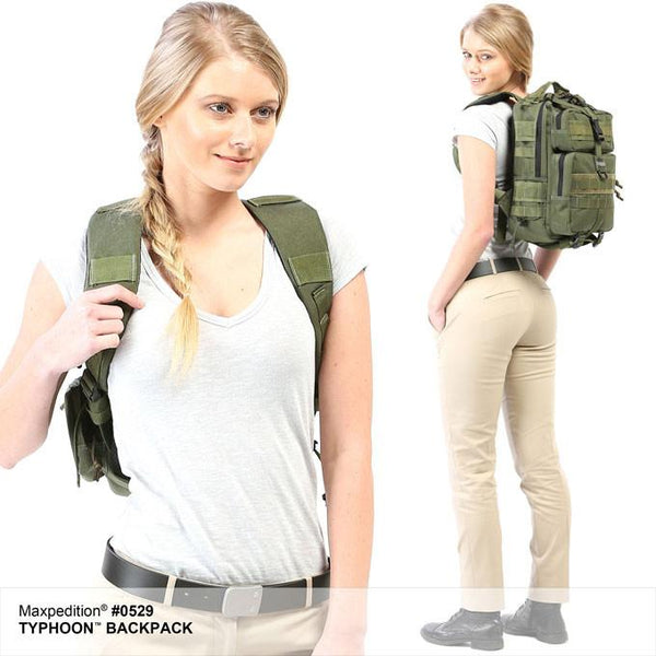 Typhoon- Maxpedition, Backpack, CCW, Urban, Outdoors, Hunting, Hiking, EDC, Adventure, Travel, Ergonomic, Functional, Modern, Pack