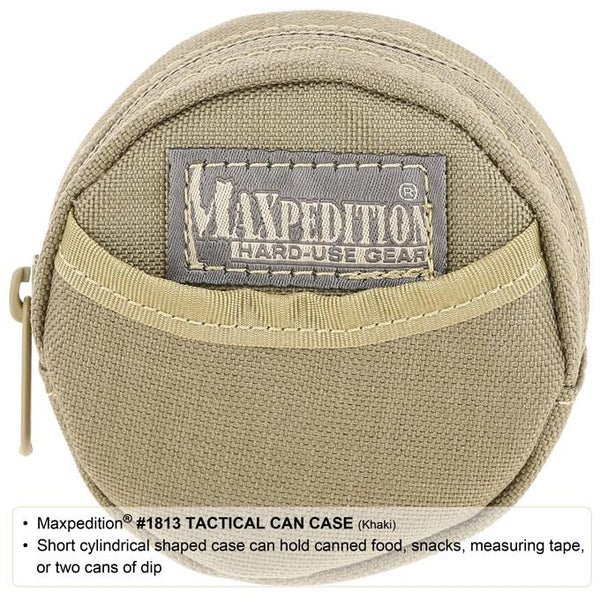 Maxpedition- Tactical Can Case, EDC, Pouch, Everyday Carry,Tactical, Hiking, Camping, Outdoor, Essentials