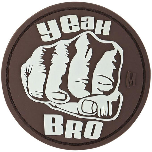 BRO FIRST PATCH - MAXPEDITION, Patches, Military, CCW, EDC, Tactical, Everyday Carry, Outdoors, Nature, Hiking, Camping, Bushcraft, Gear, Police Gear, Law Enforcement