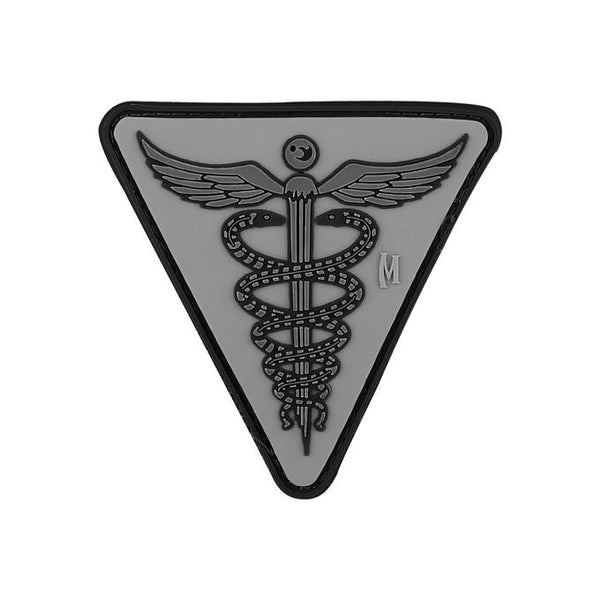 CADUCEUS PATCH - MAXPEDITION, Patches, Military, CCW, EDC, Tactical, Everyday Carry, Outdoors, Nature, Hiking, Camping, Bushcraft, Gear, Police Gear, Law Enforcement