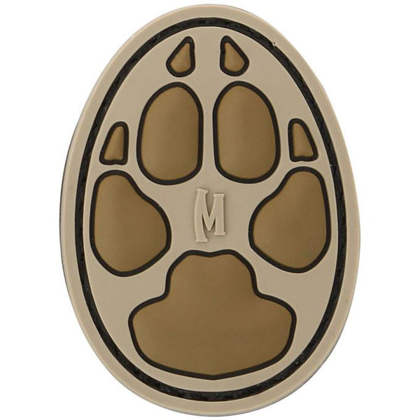 "Dog Track 2"" Morale Patch - Arid Colour"
