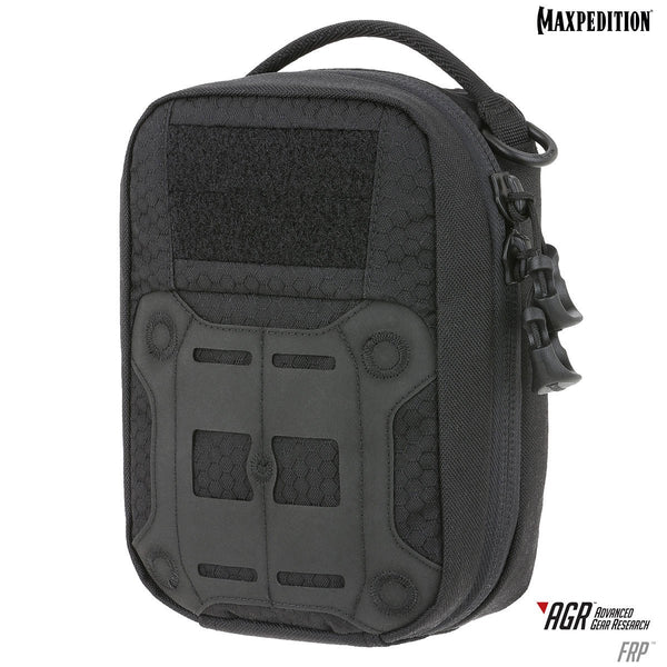 FRP First Response Pouch- Maxpedition, EMT, Medical Kit, Medicine Pouch, First-Response Kit, First-Aid, Emergency Pouch, Maxpedition, Military, CCW, EDC, Tactical, Everyday Carry, Outdoors, Nature, Hiking, Camping, Police Officer, EMT, Firefighter, Bushcraft, Gear.