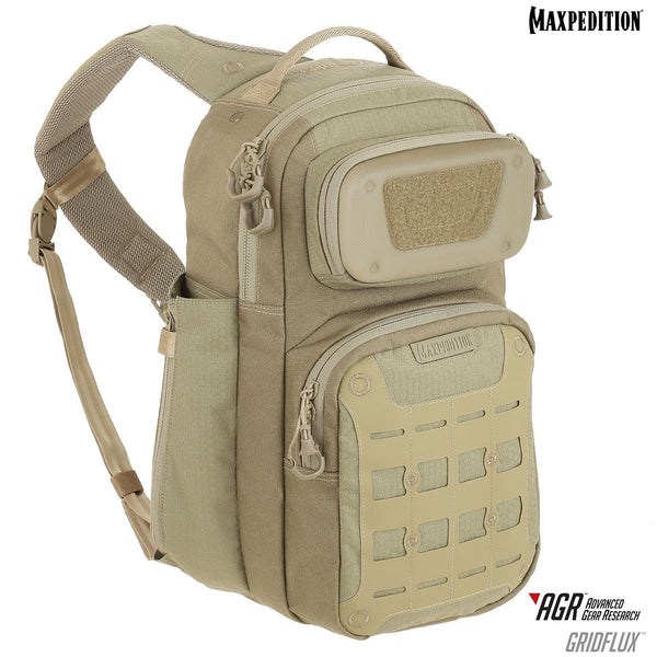 GRIDFLUX - MAXPEDITION, Maxpedition, Military, CCW, EDC, Tactical, Everyday Carry, Outdoors, Nature, Hiking, Camping, Police Officer, EMT, Firefighter, Bushcraft, Gear.