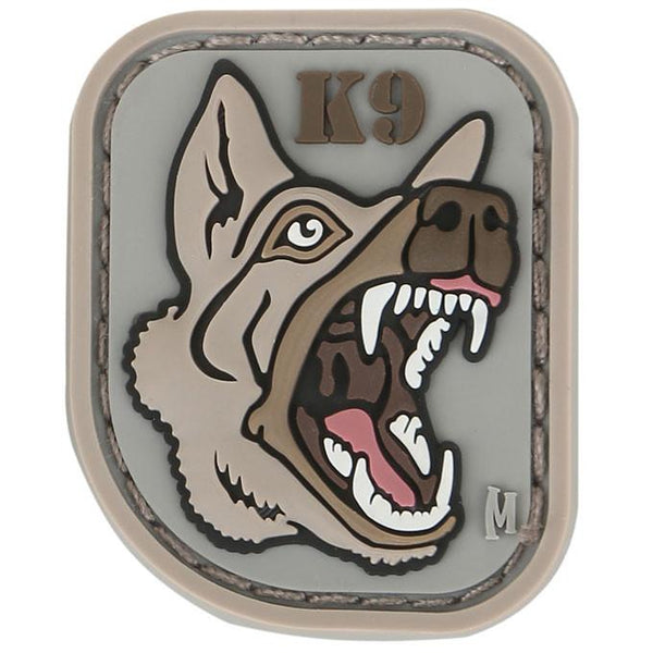 GERMAN SHEPHERD PATCH - MAXPEDITION