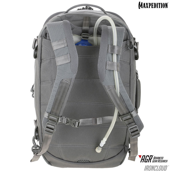 Maxpedition- Ironcloud, Adventure, Travel Bag, Carry-on Friendly, TSA Friendly, Frequent Flyer, Traveler, Luggage, CCW, Concealed Carry, Camping, Hiking