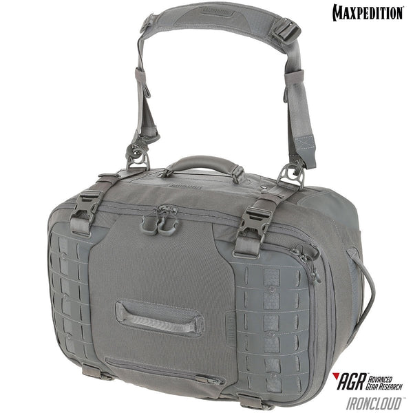 Maxpedition- Ironcloud, Adventure, Travel Bag, Carry-on Friendly, TSA Friendly, Frequent Flyer, Traveler, Luggage, Maxpedition, Military, CCW, EDC, Tactical, Everyday Carry, Outdoors, Nature, Hiking, Camping, Police Officer, EMT, Firefighter, Bushcraft, Gear.