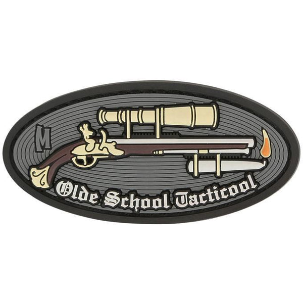 Olde School Tacticool Morale Patch