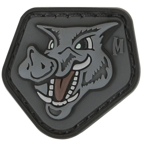PIG PATCH - MAXPEDITION, Patches, Military, CCW, EDC, Tactical, Everyday Carry, Outdoors, Nature, Hiking, Camping, Bushcraft, Gear, Police Gear, Law Enforcement