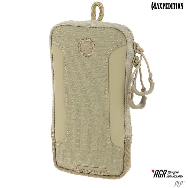 PLP iPHONE 6/6S POUCH Plus- MAXPEDITION, Phone holder, Radio Holder, Tactical Gear, Hiking and Camping Gear, Military and Outdoor Gear