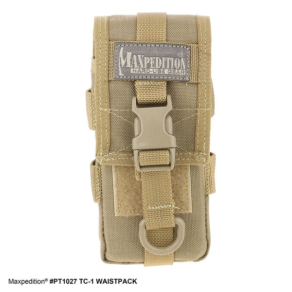TC-1 POUCH - MAXPEDITION, CCW, Outdoors, Pouch, Police Gear, Tactical, EMT, EDC