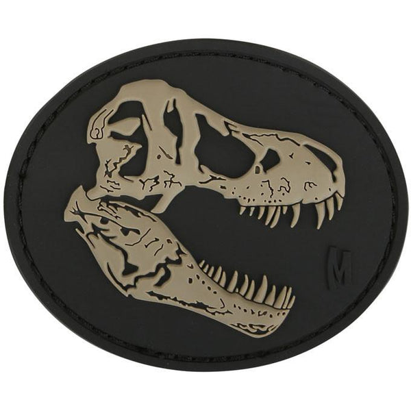T-Rex Skull Morale Patch