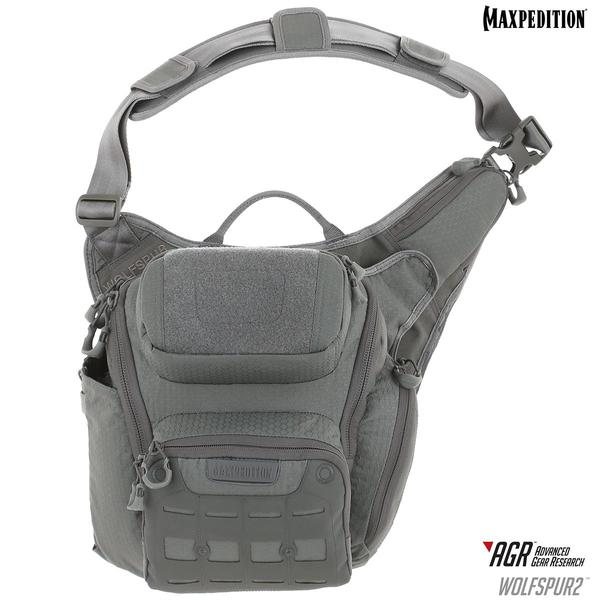 Maxpedition Wolfspur V2.0 Crossbody Shoulder Bag 11L