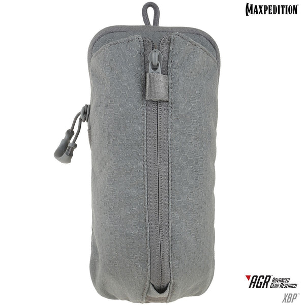 XBP Expandable Bottle Pouch - MAXPEDITION, Everyday Carry, EDC, Backpack, Tactical Gear, Law Enforcement, Police Gear, EMT, Tactical, Hiking, Camping, Outdoor, Essentials, Guns, Travel, Adventure, range.