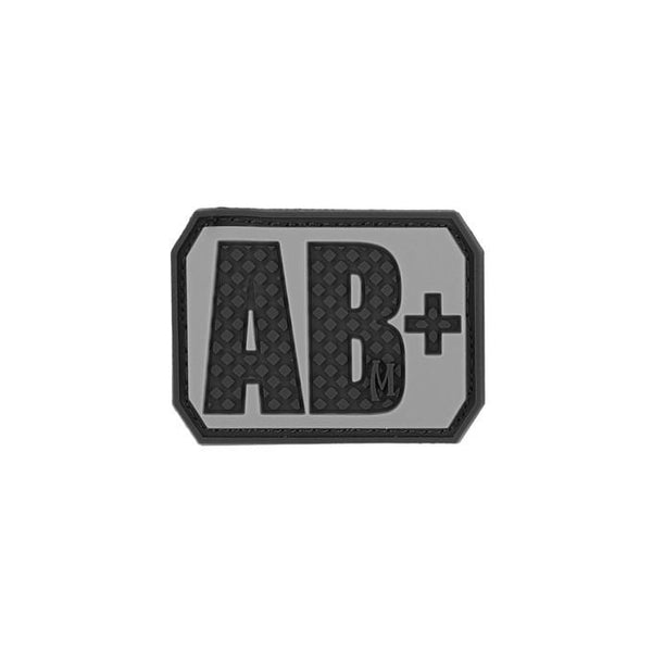 AB+ Blood Type Morale Patch - SWAT Colour