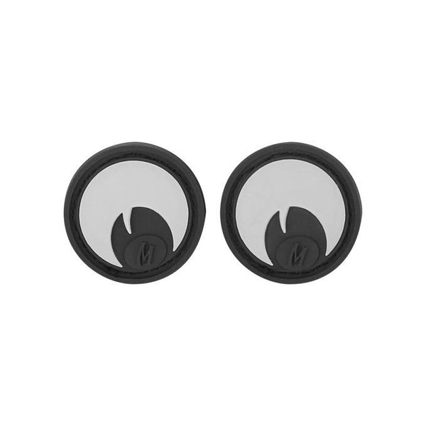 Googly Eyes Morale Patch (Pack Of 2)