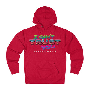 Since the 80s Unisex French Terry Hoodie